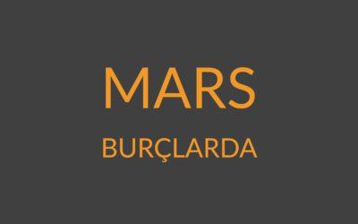2.05.01 – Mars Burçlarda