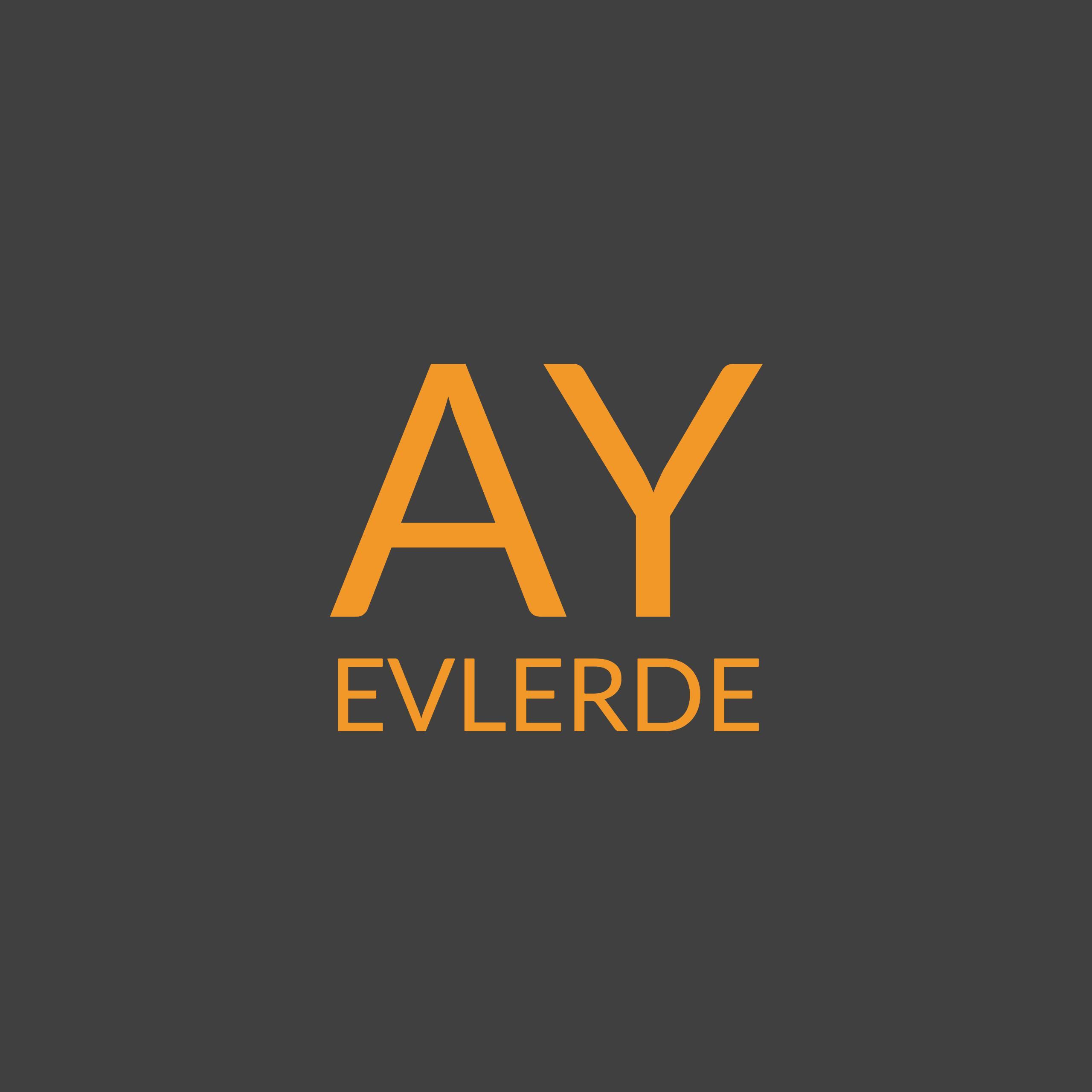 AY EVLERDE_