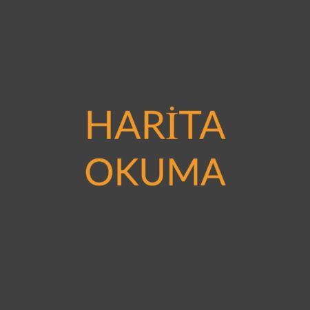 4 – Harita Okuma