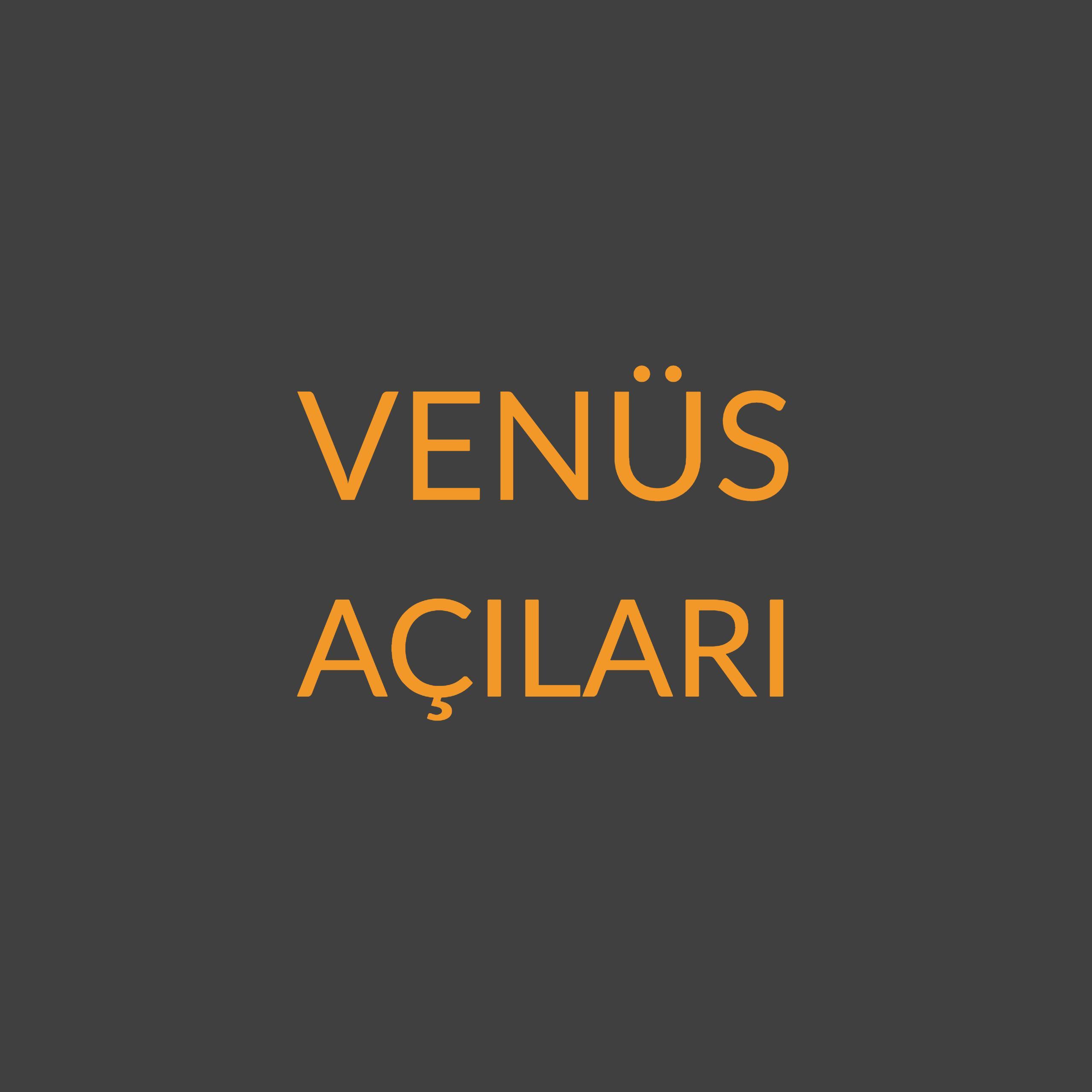 3.05 – Venüs Açıları
