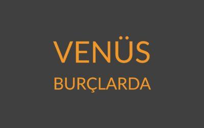 2.04.01 – Venüs Burçlarda